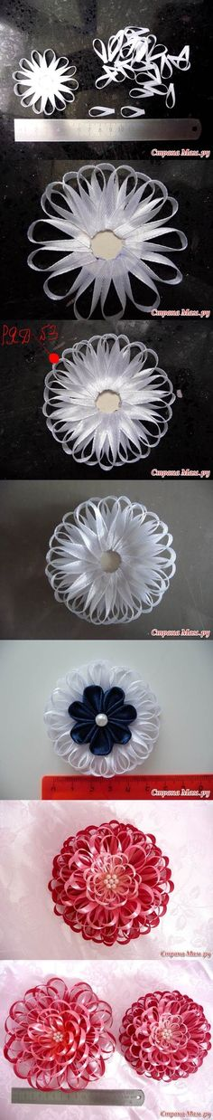 Yes! Make these in multiple colors. Great to embellish doll clothes.