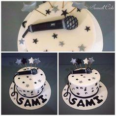 Fondant cakes music - Google Search