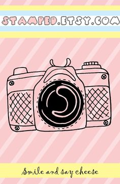 camera digital stamp