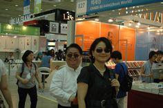서울국제도서전 - 김세우대표와 석세스월드 남진희 편집장 2013.6.22 #SIBF