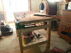 My first workbench WIP