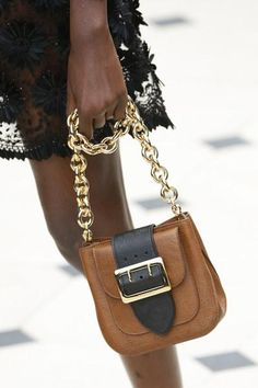 A detailed look at the bags in Burberry's new collection