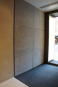 Fenwick Stone Cladding, Tile Floor, Concrete, Furniture, Home Decor, Stone Veneer, Tile Flooring, Interior Design, Home Interior Design