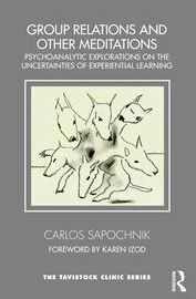 'This book examines the Tavistock tradition of using group relations conferences as temporary training organizations for groups and institutions, and how those can inform and enrich the theory and practice of experiential learning more generally. First, this book analyses the structures, rituals, and beliefs of group relations conferences, drawing on the author's learned experience in the field, followed by meditations extending to broader areas, such as the social nature of corruption, martial Group Dynamics, Social Science Research, Tavistock, Experiential Learning, Lessons Learned, Meditation, Organizations, Martial, Theory