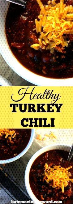#crockpotchiliwithvegetables #crockpotchiliblog0615 #delicious #crockpot #healthy #ground #turkey #... Ground Turkey Chili, Crockpot, Soup, Healthy, Crock Pot, Turkey Mince Chilli, Soups, Slow Cooker, Crock
