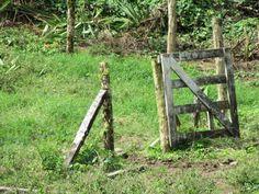 Gate, La Fortuna, Costa Rica