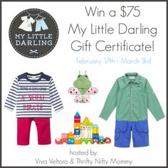 My Little Darling Boutique Review and #Giveaway! Plus, a discount code! - Viva Veltoro