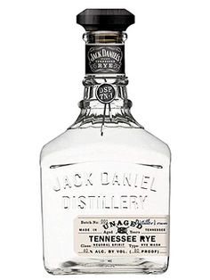 Brand new: For the first time since the Prohibition Era, Jack Daniel's will launch white whiskey. #whiskey #white #packaging | www.jackdaniels.com