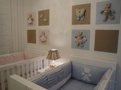twins - baby bedroom