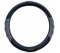 Die Sparco Lenkradhülle kann für alle Lenkräder mit einem Durchmesser von 37 bis 39 cm genutzt werden. Decor, Decoration, Decorating, Deco