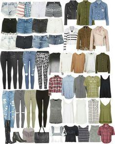 Malia Tate inspired outfits