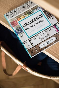 Flylady, Marie Kondo, Konmari, Magazine Rack, Mario, Household, House Design, Cleaning, Storage