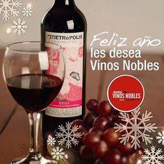 Hoy cuenta uvas y pide deseos mientras esperas el Año Nuevo con un ejemplar #VinosNobles