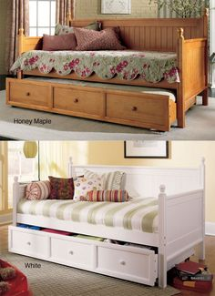 Twin XL daybeds, overstock.com $700