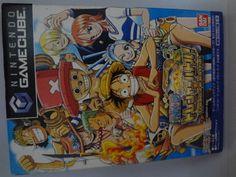 Japan game Nintendo GAME CUBE One Piece Treasure Battle BANDAI Free Shipping  #BANDAI