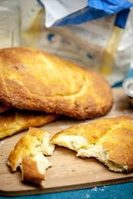 Every sandwich deserves this Soft Pretzel Bread. Every. Sandwich.