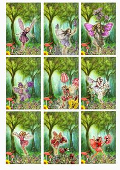 Great Fun etc: Garden Fairy Party *Just Because*
