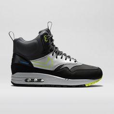 low priced 91923 8b178 Nike Air Max 1 SneakerBoot Women s SneakerBoot. Nike Store Tenis,  Zapatillas Para Correr Nike