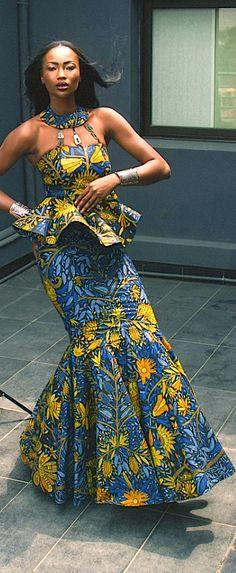Stylish Beautiful ankara peplum top design for ladies, sleeveless ankara peplum top styles for every lady, sleeveless ankara peplum top style with matching skirt style, ankara peplum top with long skirt style and design African Print Jumpsuit, African Print Dresses, African Fashion Dresses, African Dress, African Attire, African Wear, African Women, Sishweshwe Dresses, Mode Wax