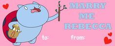 Catbug Valentine by SuperSpecialAwesome7
