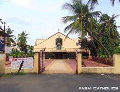 Our Lady of Lourdes Church, Shirlaiwadi, Agashi.
