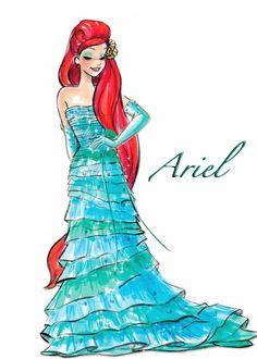 Disney Princess Designer Dolls