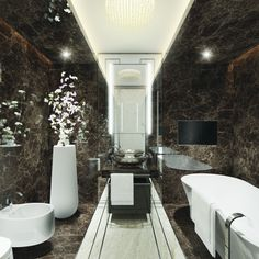 Luxury Marble Bathrooms luxury marble bathrooms - Αναζήτηση google | rich @ famous