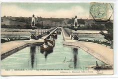 urbitrend-collectables - 1 postcard France 45 Loiret Briare Le Pont Canal, €1.99