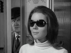 The Avengers - Anything Steed and Mrs Peel | celluloidbroomcloset ...