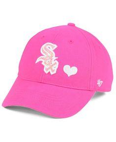 '47 Brand Girls' Chicago White Sox Sugar Sweet Mvp Cap