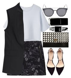 """""""HSDM"""" by krizan ❤ liked on Polyvore featuring Casetify, Proenza Schouler, 3.1 Phillip Lim, Alexander Wang, Zara and GANT"""
