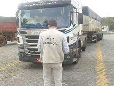 IPEM-SP fiscaliza tacógrafos e veículos com produtos perigosos em Bauru. Multas variam de R$ 768 a R$ 5.000 +http://brml.co/1KUfqOK