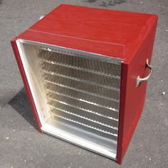Build a passive-solar food dehydrator by Jeffrey Yago, P.E., CEM