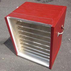 Passive Solar dryer