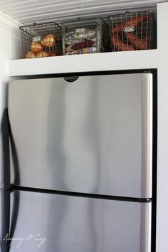 Keeping It Cozy: Kitchen Update: Building a Refrigerator Cabinet Keep it cozy: Kitchen update: Building a refrigerator Cozy Kitchen, Kitchen Ideas, Kitchen Pantry, Kitchen Reno, Kitchen Remodeling, French Kitchen, Kitchen Inspiration, Refrigerator Cabinet, Building A Kitchen