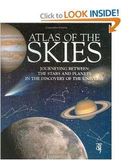 Atlas of the Skies: Giunti Editorial Group: 9781844060115: Amazon.com: Books - KMK