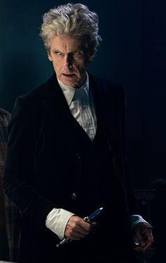 The Twelfth Doctor (Peter Capaldi) Peter Capaldi Doctor Who, Doctor Who 12, I Am The Doctor, 12th Doctor, Twelfth Doctor, Geronimo, Best Series, Tv Series, Clara Oswald