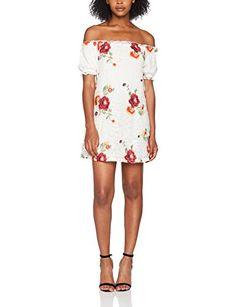 cdc2333db7be Guiran Copricostume Mare Donna Caftano Chiffon Vestito Lungo Stampato  Costume da Bagno Bikini Abito da Spiaggia Cerimonia Come Imma…