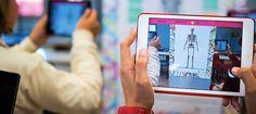 Zientia, la plataforma educativa española que enseña con realidad aumentada