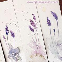 Marcador de página / Bookmark – Adriana Galindo