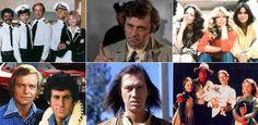 images of the 70s tv series   ... libro que repasa las series de televisión de los años 70 - RTVE.es Tv, Baseball Cards, Book, Television Set, Television, Tvs