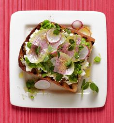 Rethink: Relish the Radish - Four radish recipes: appetizer, main, salad, side| Off Duty Spring 50 - WSJ.com