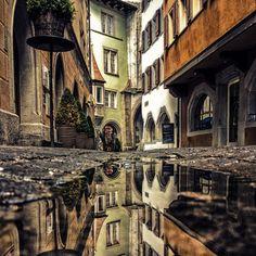 Old Town, Zug, Switzerland