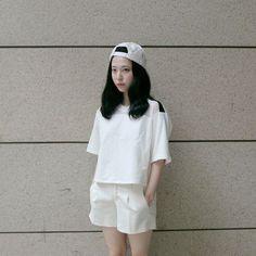 Korean fashion, casual, street