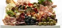 Traditional Antipasto Platter