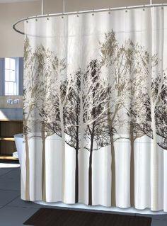 Splash Home Forest Shower Curtain