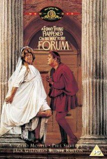 A Funny Thing Happened on the Way to the Forum (1966) - discovered this movie during my high school Latin class