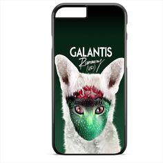 Galantis Runaway U & I TATUM-4510 Apple Phonecase Cover For Iphone SE Case