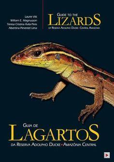 Guia de Lagartos da Reserva Adolpho Ducke - Amazônia Central