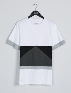 Hydrosphere Tee - White/Black